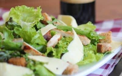 Connaissez-vous la vraie recette de la salade césar?