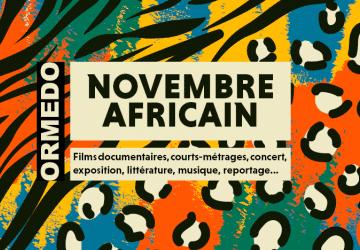 Novembre Africain à Orvault!